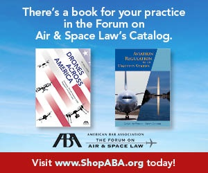 The ABA Presents: Air & Space Law Catalog