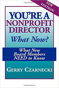 You're a Nonprofit Director, What Now?