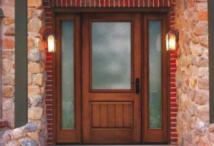 Therma Tru S New Privacy Glass For Entry Doors National