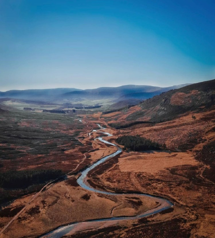 Planning a trip to the The Cairngorms National Park