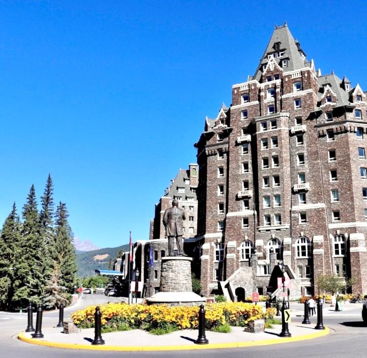 The Fairmont Banff Spring Hotel