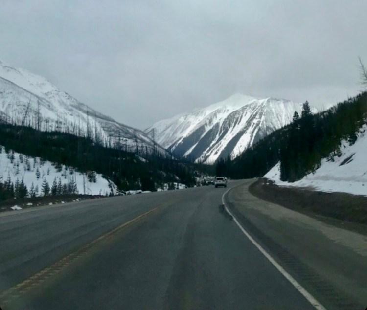 Winter at Banff National Park