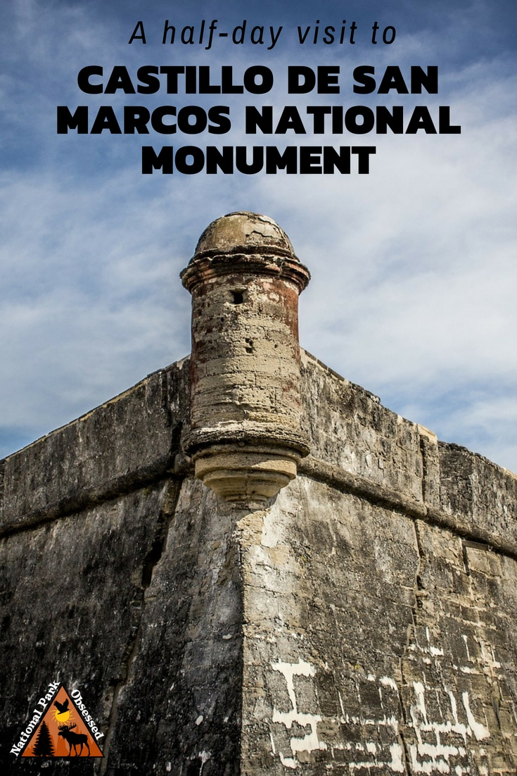 Explore the Spanish history of St. Augustine, Florida with a visit to Castillo de San Marcos National Monument. The masonry fort has stood the test of time.