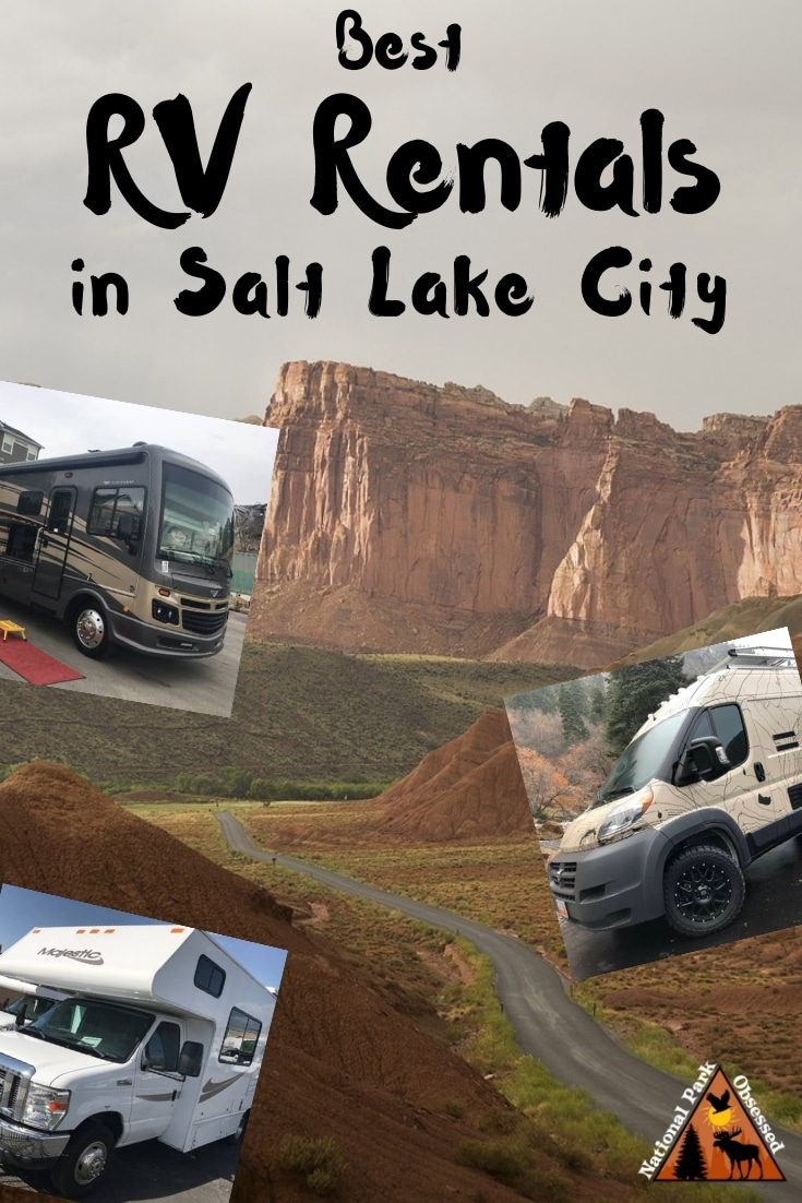 Are you looking for an RV Rental for your Utah Road Trip? Here are the best RV rentals in Salt Lake City. They range from luxury Class As to campervans.