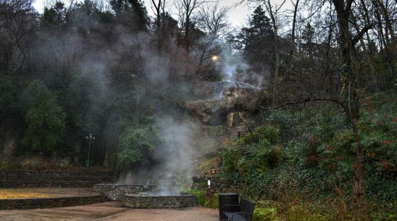 All about Hot Springs National Park