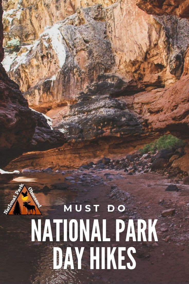 Are you looking for the best day hikes in the national parks? Check out this epic list of travel bloggers favorite National Park Day Hikes.
