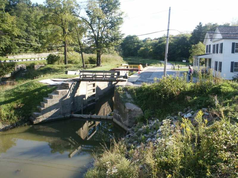 Cuyahoga Valley's Canal Visitor Center and Museum