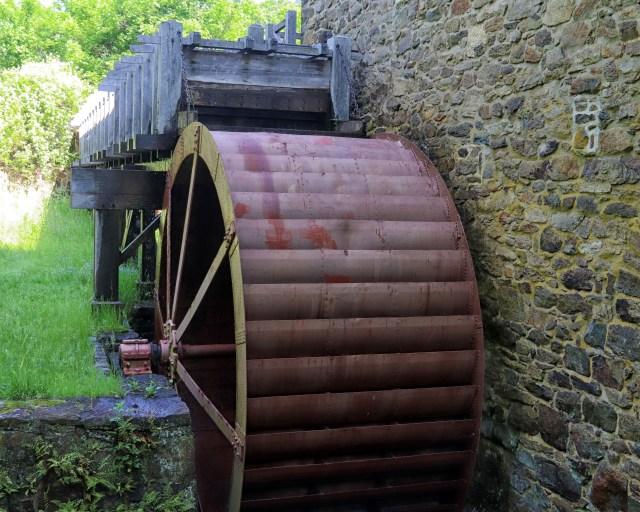 Cooper Waterwheel