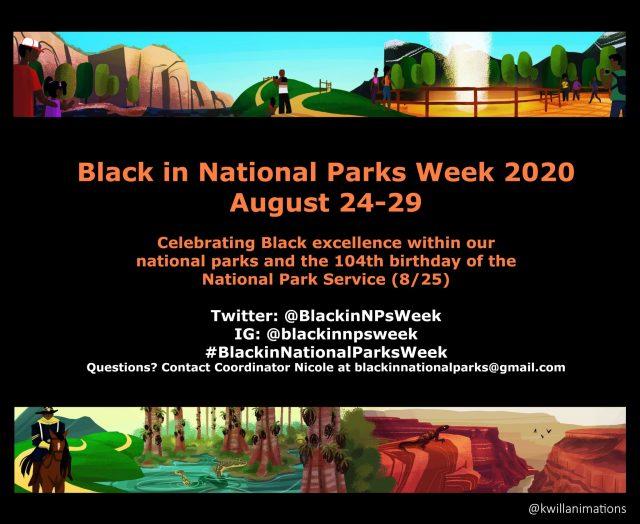 Black National Park Week