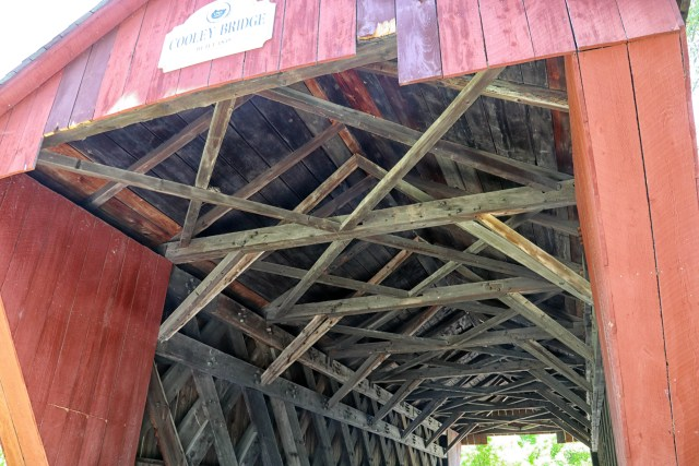 Cooley Covered Bridge