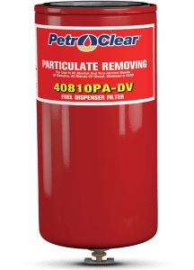 "PetroClear 1"" Filter w/ Drain"