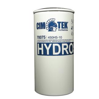 "CimTek 450HS 1.5"" Water Stop Filter"