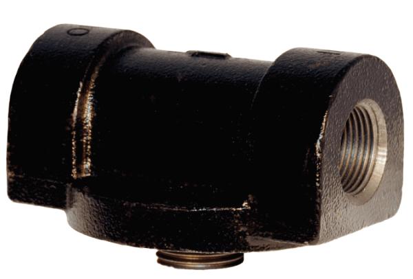 CimTek Cast Iron Filter Adaptor (50003)