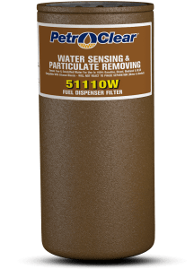 "PetroClear 1"" Extended Life Water Stop High Flow Filter"