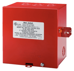 Red Jacket Standard Control Box