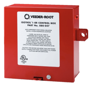 Red Jacket Isotrol 1-8 Control Box