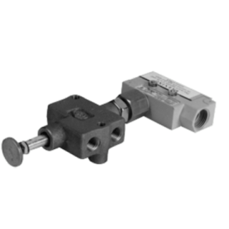 EBW Air Interlock with Limit Switch