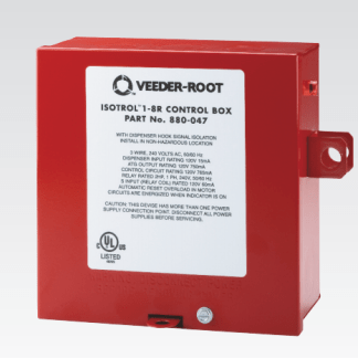 Red Jacket Isotrol 1-8 Control Box