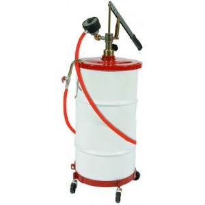 Zeeline 1208 Premium Lever Pump Kit with Meter