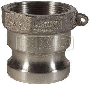 Dixon® Cam & Groove Type A Adapter x Female NPT