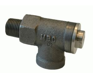 "Morrison Bros 1/2"" Adjustable Expansion Relief Valve"
