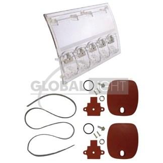 Wayne Ovation® PTS Panel with 5 Post Kit