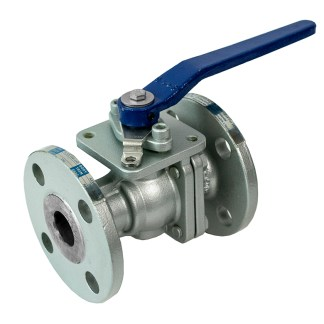 Jomar Carbon Steel Ball Valve, Flanged
