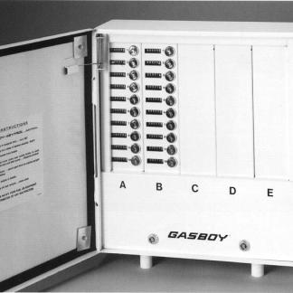 Gasboy Electronic Keytrol