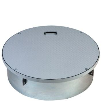 OPW 110/120 Series Steel Round Manholes