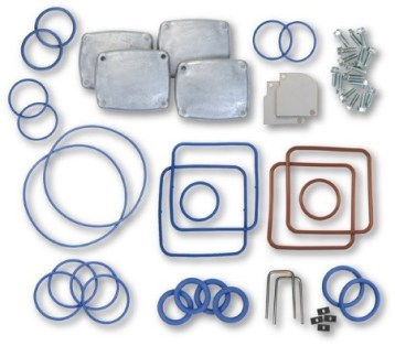 FLUOROSILICONE SEAL AND COVER KIT FOR WAYNE® IMETER™
