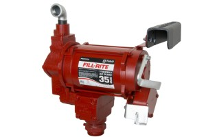 Fill Rite FR310VN 115/230V High Flow AC Pump
