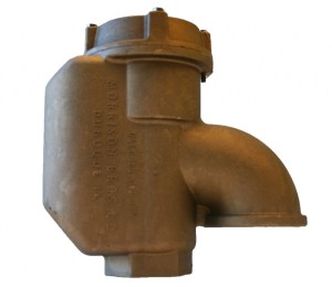 Morrison Bros 153B Brass Barge and Tanker Vent