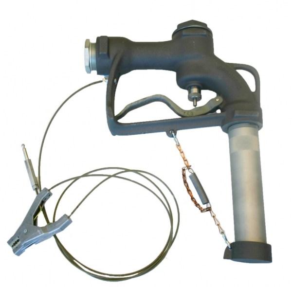 Morrison Bros 231APM Aluminum Overwing Refueling Nozzle