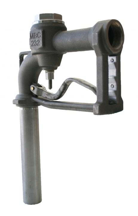 Morrison Bros 232 Aluminum 1.25″ Manual Nozzle