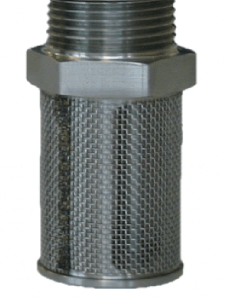 Stainless Steel Suction Pipe Strainer