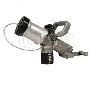 """FloMAX 1.5"""" Diesel Fuel Nozzle with Ball Lock"""