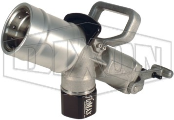 "FloMAX 2"" High Volume FloMAX Diesel Fuel Nozzle w/ Swivel"