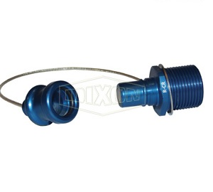 FloMAX R Series Coolant Receiver with Cap