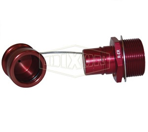FloMAX R Series Engine Oil Receiver with Cap