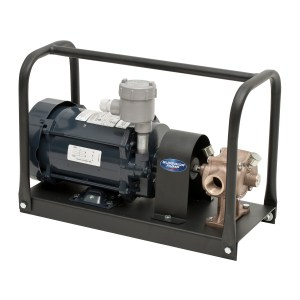Bulldog Explosion Proof Transfer Pump