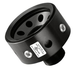 Vaporless Fuel Filter Safety Port