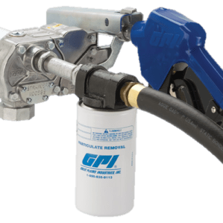 GPI® M-180S-ML Pump Combo with Automatic Nozzle and Filter