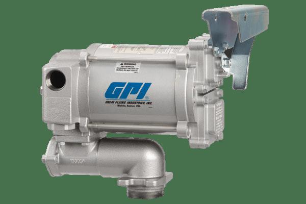 GPI M-3120-AV-PO 115VAC Aviation Fuel Pump