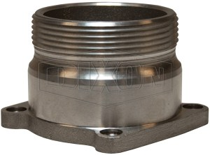 Dixon Coaxial Elbow Male NPT Vapor Outlet