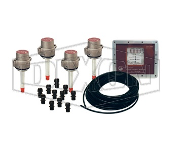 flotech checkmate overfill detection system, 3 compartment  flotech checkmate overfill detection system, 4 compartment