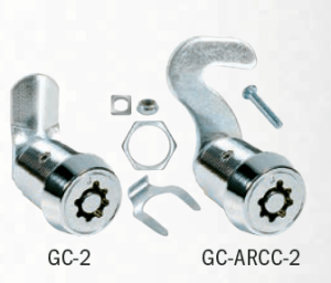 CompX Turbine Gilbarco CRIND Upper Door Lock