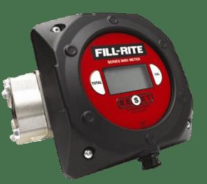 """Fill-Rite 900CD1.5BSPT 1.5"""" Digital Display Meter, BSPT Threaded"""