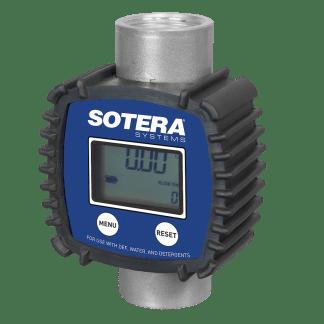 "Fill-Rite FR1118P10 1"" In-Line Digital DEF Meter"