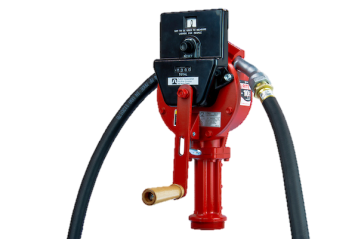 Fill Rite FR112C Rotary Hand Pump Complete with Counter