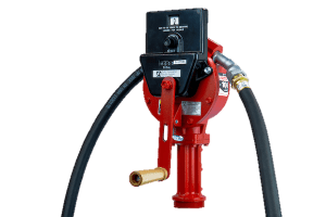Fill Rite FR112CL Rotary Hand Pump Complete with Counter (Liter)